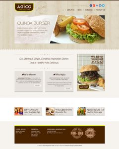Restaurant Website Design Philippines